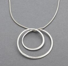 These are like my signature piece.Handmade Silver Jewellery Designs by Latham and Neve « Handmade « Jewelry Design « Jewellery Gemstones Handmade Silver Jewellery, Handmade Jewelry Designs, Sterling Silver Jewelry, Jewellery Designs, Silver Rings, Earrings Handmade, Craft Jewellery, Handmade Art, Gold Jewellery