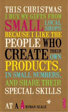 buy local first | Buy Local | Pinterest | Buy local and Thoughts