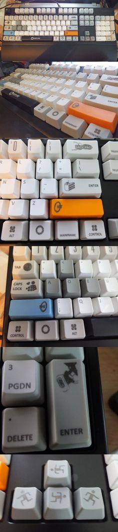 Portal themed Keyboard I need this