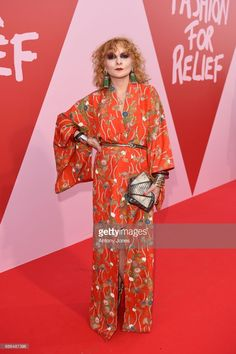 CANNES, FRANCE - MAY 21: Catherine Baba attends the Fashion for Relief event during the 70th annual Cannes Film Festival at Aeroport Cannes Mandelieu on May 21, 2017 in Cannes, France.