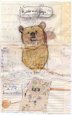 Love the bear :)