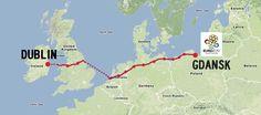 The adventure! King Travel, Belgium Germany, East Africa, Dublin, Denmark, Poland, Charity, United Kingdom, Journey