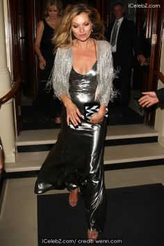 Kate Moss Kate Moss For TopShop collection party at the Connaught Hotel http://www.icelebz.com/events/kate_moss_for_topshop_collection_party_at_the_connaught_hotel/photo16.html