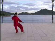 Wu Style 9 Form Tai Chi Chuan - YouTube