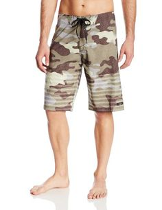7f91061a0a Oakley Mens Camo Boardshort 21 Surplus Green 30 * Find out more about the  great product