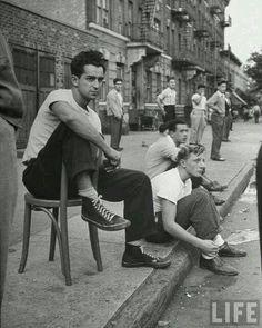 Brooklyn, NY, 1950's