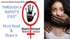 """THROUGH A RAPIST'S EYES"""" (PLEASE TAKE TIME TO READ THIS. IT MAY SAVE UR LIFE.)"""