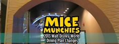 Dining Plan Changes for 2013