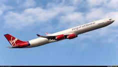 Virgin Atlantic G-VFIZ aircraft at London - Heathrow photo