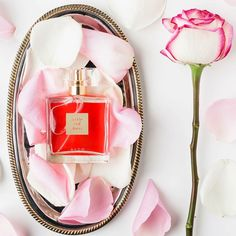 Little Red Dress Raspberry Cologne For her