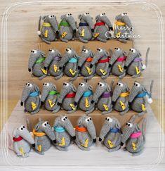 Crochet pattern rat, Crochet little rat, mouse crochet toy, Pattern amigurumi Handmade Soft Toys, Handmade Gifts, Handmade Ideas, Etsy Handmade, Crochet Patterns Amigurumi, Knitting Patterns, Knitting Ideas, Diy Crochet And Knitting, Unique Crochet