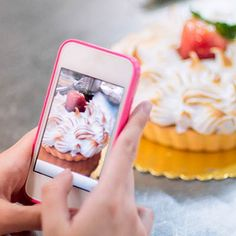 You take pictures of EVERYTHING:  Instagram queens, listen up. Haphazardly snapping pictures may hamper how you remember those moments. - 12 Worst Habits For Your Mental Health | Health.com