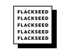 The new 'Flackseed' identity was designed to represent the many faucets of Rochelle Flack 's media talents. Starting as purely a music photographer, Flackseed has now grown to encompass digital production over a variety of audio and visual projects. Music Photographer, Working On Myself, New Work, Behance, Logo, Gallery, Check, Design, Logos