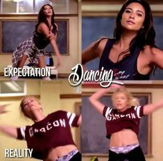 Expectation VS Reality from Pretty Little Liars