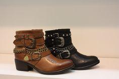 Con estas botas de estilo rockero de Shoes Piel actualizas tus looks en un momento #MarinedaCity #DiariodeRebajas #Shopping #Botas #Moda
