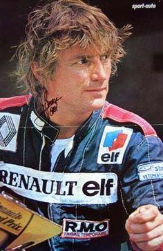 """Rene Arnoux (F) 1979-82 ...I called him """"Arnie Renault.""""  Lol:"""