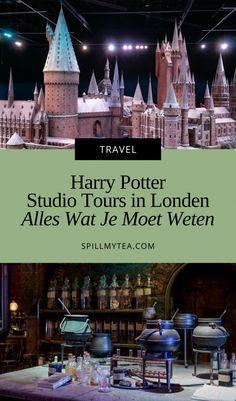 Harry Potter Studio Tours London | SpillMyTea.com Studio Tours, The Great, Harry Potter Studios, London Tours, Diagon Alley, Watford, Tips, Travel, Viajes