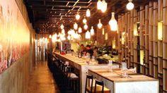 Izy - izakaya in Singapore by ex-Tetsuya chef. In China Town.