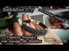 012 Joyas de Encaje de Bolillos - Colgante Corazón - Tutoriales Raquel M. Adsuar - YouTube