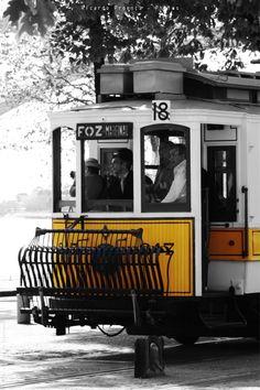 Carro eléctrico Porto/Foz