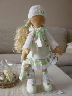 Jasmin ~ Handmade Doll