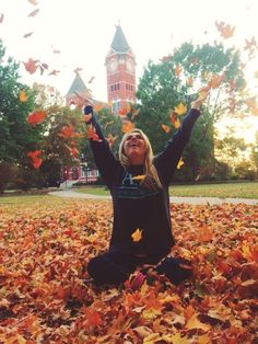Not much can beat fall at #Baylor.