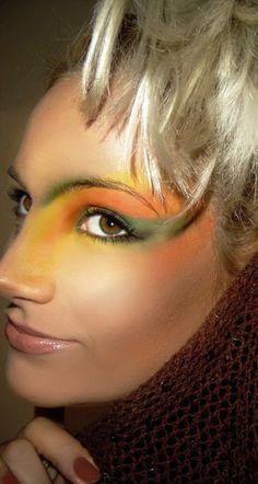 Most Popular Colorful Eye Photos | Beautylish