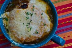 You know what the secret to amazing French onion soup is? Brandy.     Next time you make French onion soup, skip the white wine and add br...
