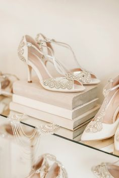 In intimate interview with Emmy Scarterfield of Emmy London. Photography by Naomi Kenton. Emmy London Cinderella Bridal Shoes in the Emmy Boutique