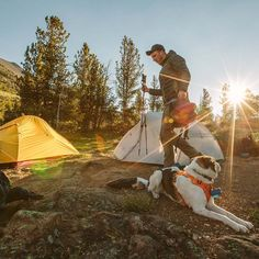 Backpacking Tents, Tarps, and Mesh Shelters - Paria Outdoor Products Backpacking Tent, Hiking Gear, Hiking Backpack, Tent Camping, Camping Tips, Outdoor Clothing Brands, Outdoor Brands, Outdoor Products, Outdoor Logos