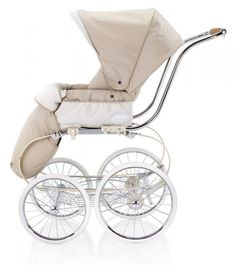 Inglesina pram. Gorgeous, though I realize probably not something our little tyke will get (though I can dream).