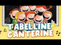 Le mele canterine - Tabelline Canterine Cartoons - Canzoni per bambini di Mela Music