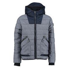 Lækker Garcia jakke i to farvet design - T63690-292 set forfra