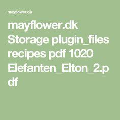 mayflower.dk Storage plugin_files recipes pdf 1020 Elefanten_Elton_2.pdf