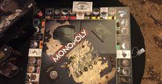 Le Monopoly Game of Thrones est enfin disponible et à prix abordable !