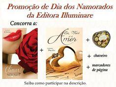 Clube do Livro! : [Promoção dia dos Namorados] Editora Illuminare!