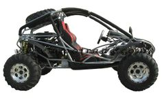 racing buggies   500cc CVT Racing Dune Buggy EEC/ EPA Approved Feature Specification