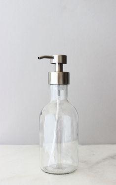 41 best soap dispensers images soap pump glass spray bottle rh pinterest com