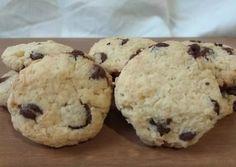 (5) Gluténmentes, tejmentes csokis- kókuszos keksz | Ágnes Cserepes receptje - Cookpad receptek
