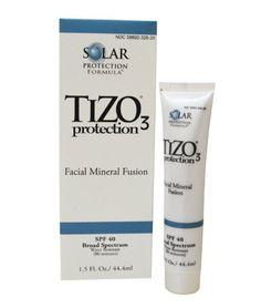 Tizo Solar Protection Formula, Facial Mineral Fusion SPF 40, 1.75 Ounce -- Find out @