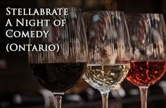Stellabrate a Night of Comedy – San Antonio Winery Online Store