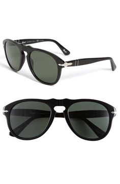 Persol 54mm Polarized Keyhole Retro Sunglasses | Nordstrom
