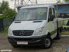 Second hand Mercedes-Benz Sprinter - 6 590 EUR, 221 000 km, 2008 - autovit.ro