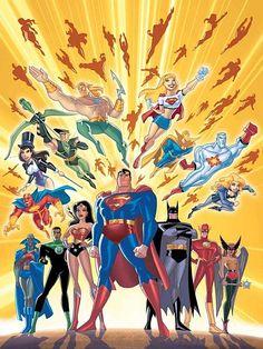 Justice League Unlimited (2004)