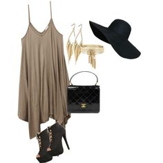 Untitled #12 by jmpofu on Polyvore featuring polyvore fashion style Wet Seal Chanel BCBGeneration