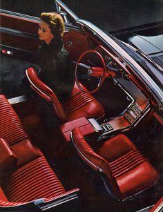 1964 Thunderbird sales literature