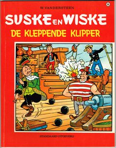 Suske en Wiske :Spike and Suzy (British title) or Willy and Wanda (American title; Dutch: Suske en Wiske, French: Bob et Bobette) is a Belgian comics series created by the comics author Willy Vandersteen