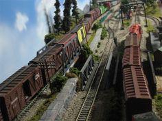 Model Train Pic