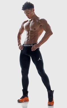 lycra and men legs Arab Men, Male Torso, Hommes Sexy, Muscle, Male Physique, Korean Men, Gym Wear, Male Body, Perfect Body