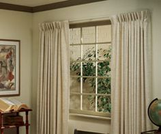 Decorative Traverse Rods The Latest In Great Window Fashion By Eliminating Unattractive Plain White Curtain Of Past
